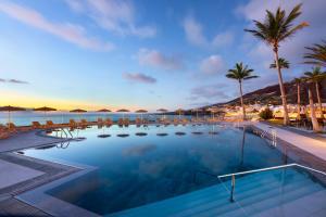Het zwembad bij of vlak bij Sol La Palma