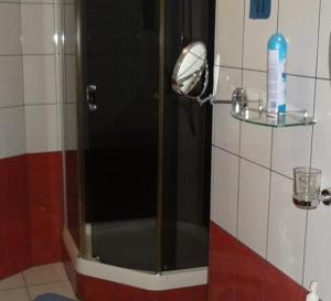 Ванная комната в Отель Дама с Собачкой