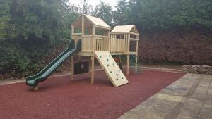 Children's play area at The Punchbowl Inn