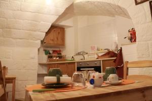 Cucina o angolo cottura di Mamma Maria 2010