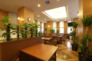 Restoran atau tempat makan lain di Hotel Route-Inn Sapporo Ekimae Kitaguchi