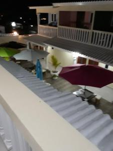 Uma vista da piscina em Curacao Color Appartments ou nos arredores
