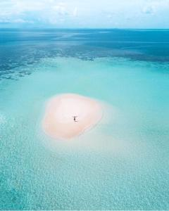 A bird's-eye view of Kirulhiya Maldives