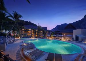 The swimming pool at or near dusitD2 Ao Nang Krabi