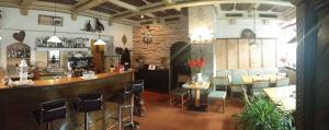 Salone o bar di Hotel Sextnerhof