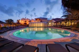 The swimming pool at or near MIMI - Milfontes Miami Penthouse with rooftop infinity pool - Duna Parque Hotel Group