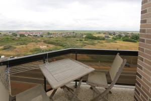 Een balkon of terras bij Apartment Magnum 2