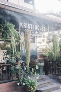 Restavracija oz. druge možnosti za prehrano v nastanitvi Kristi House