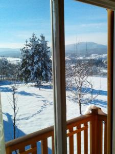 Holiday Homes Vita Natura during the winter