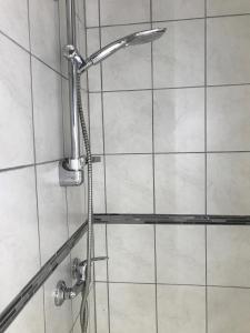 Salle de bains dans l'établissement Résidence Vendôme