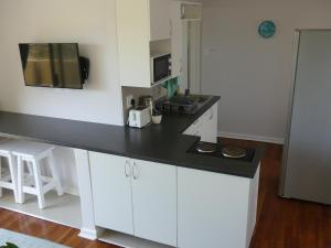 A kitchen or kitchenette at Rose and Ale