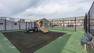 Children's play area at Ocean High by Capital Vacations