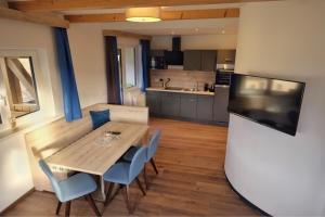 Küche/Küchenzeile in der Unterkunft Aktiv Hotel Karnia