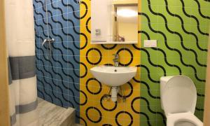 Ванная комната в Hostel RESTart