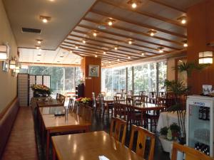 A restaurant or other place to eat at Hotel Seikoen