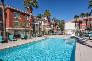 The swimming pool at or near Residence Inn by Marriott Las Vegas Henderson/Green Valley