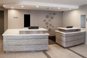 The lobby or reception area at Residence Inn by Marriott Las Vegas Henderson/Green Valley