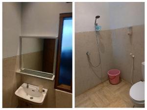 A bathroom at Rumah Nyaman di Kudus