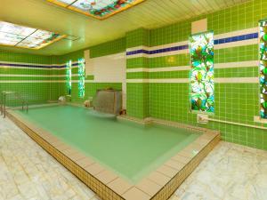 스와레이크 사이도 호텔 내부 또는 인근 수영장