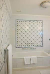 A bathroom at Copacabana Palace, A Belmond Hotel, Rio de Janeiro