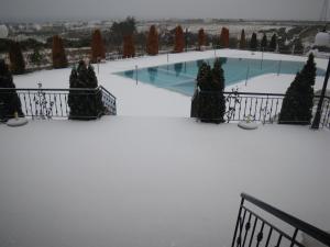 Πισίνα στο ή κοντά στο Ξενοδοχείο Bell Air