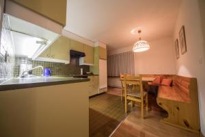 A kitchen or kitchenette at I dr Rehwiesa A16