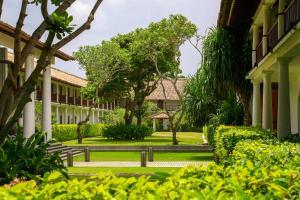 Сад в The Fortress Resort & Spa