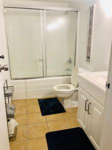 A bathroom at Beautiful Private Room