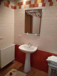 Ванная комната в Гостиничный Комплекс Бабаево