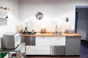 Cucina o angolo cottura di Casa Magà