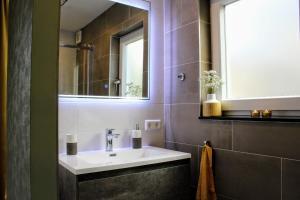 Een badkamer bij Bed & Breakfast St. Antonius