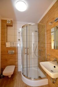 Łazienka w obiekcie Willa Waja