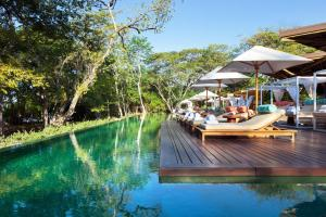 The swimming pool at or near W Costa Rica Resort – Playa Conchal
