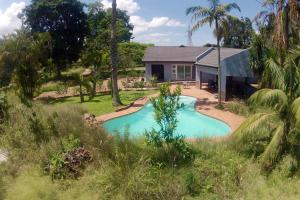 A view of the pool at ilanda Guest House or nearby