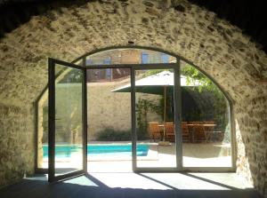 The swimming pool at or near Holiday home L'Autre Maison