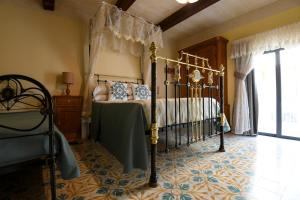 A bunk bed or bunk beds in a room at Maria Giovanna Guest House