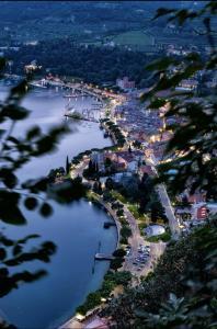 A bird's-eye view of Hotel Benaco Garda ***S