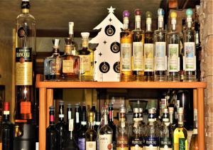 Drinks at Indren Hus