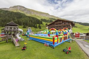 Children's play area at Kinder- & Gletscherhotel Hintertuxerhof