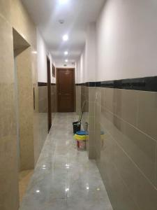 Phòng tắm tại Hotel Hoai Anh