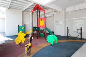 Children's play area at Straits Garden Suites, Georgetown