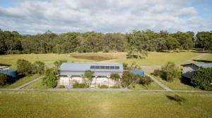 A bird's-eye view of Cottages on Lovedale