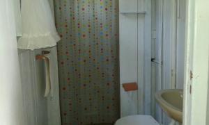 A bathroom at Praia do Siriu
