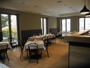 Restaurace v ubytování penzion rustico s.r.o.