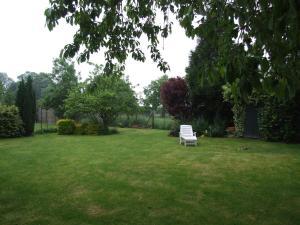 Jardin de l'établissement Snowden House, Somme Battlefields