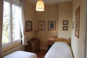 Un ou plusieurs lits dans un hébergement de l'établissement Snowden House, Somme Battlefields