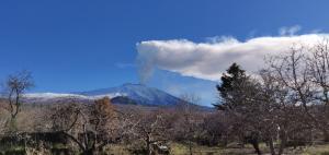 Mount Etna Chalet durante l'inverno