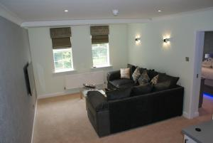 A seating area at The Avenue Hotel Ltd