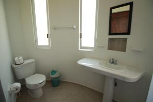 Un baño de Eco-Hotel Nueva Altia