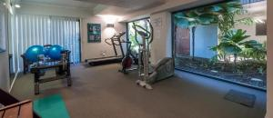 The fitness center and/or fitness facilities at Sails at Trinity